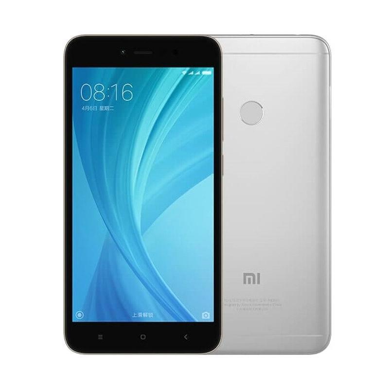 Xiaomi Redmi Note 5A Prime Smartphone - Silver [32GB/3GB]