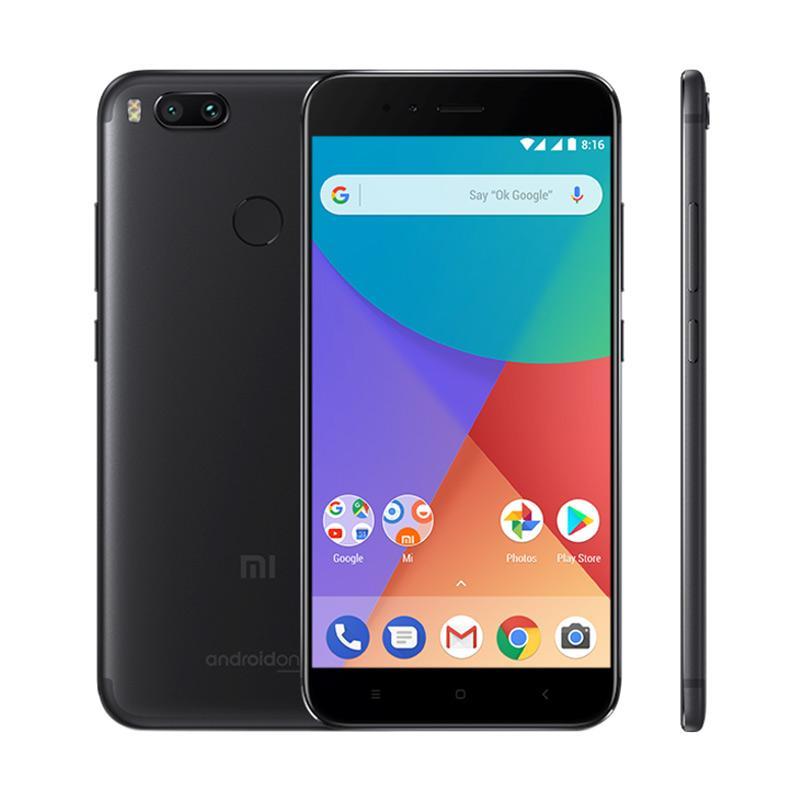 Xiaomi Mi A1 Smartphone - Black [64GB/4GB] 3