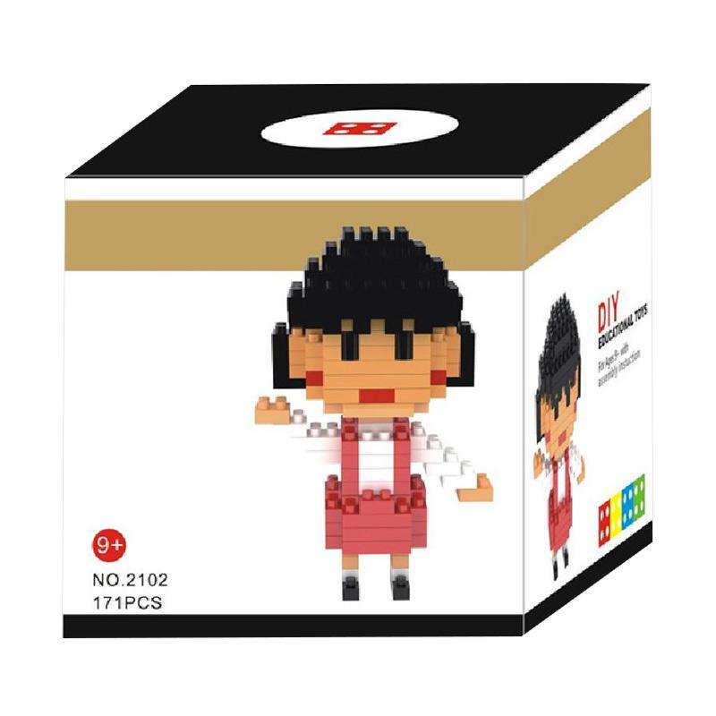 Weagle Box 2102 Mini Blocks