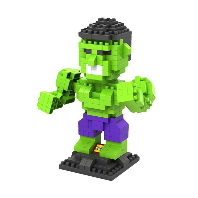 LOZ Gift Large 9451 Mainan Blok & Puzzle