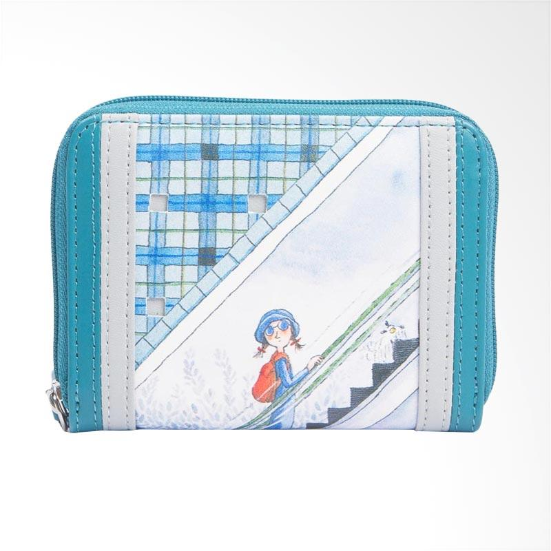 IPC Mansion Selected JIMMY Vintage Escalator Coin Purse Dompet Wanita