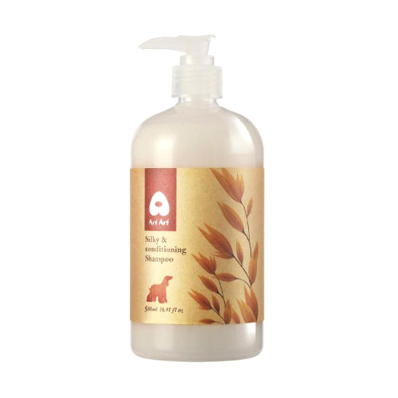 Arf Arf Detangling Dog Cat Silk & Conditioning Shampoo