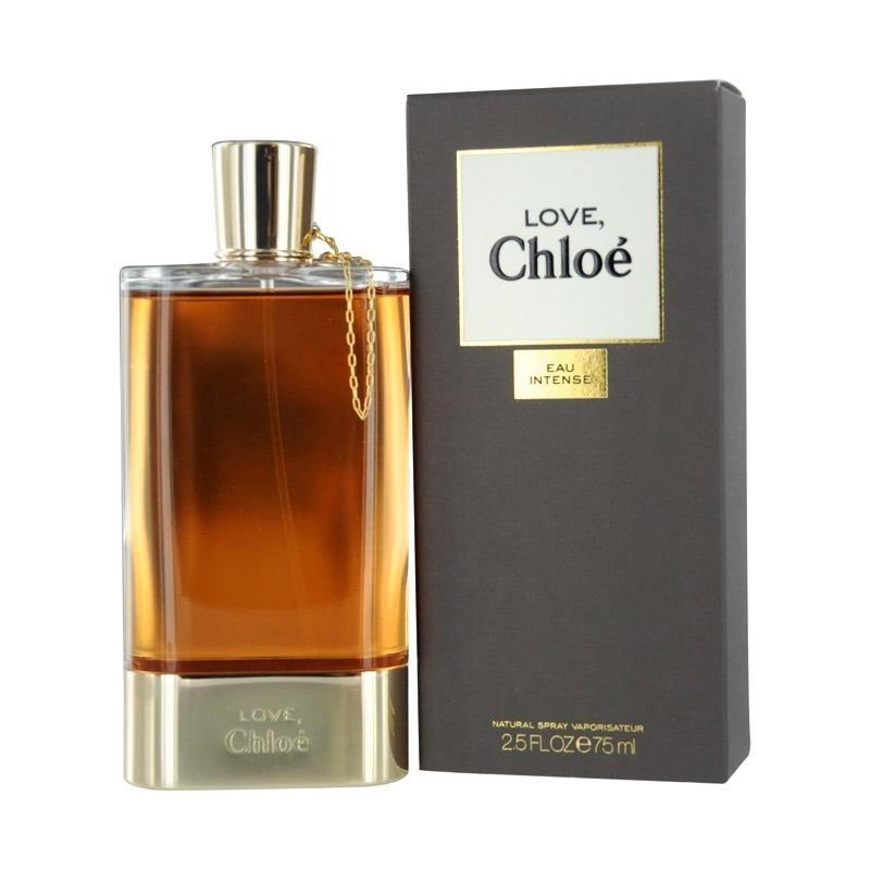 Chloe Love Eau Intense for Women EDP Parfum Wanita [75 mL]