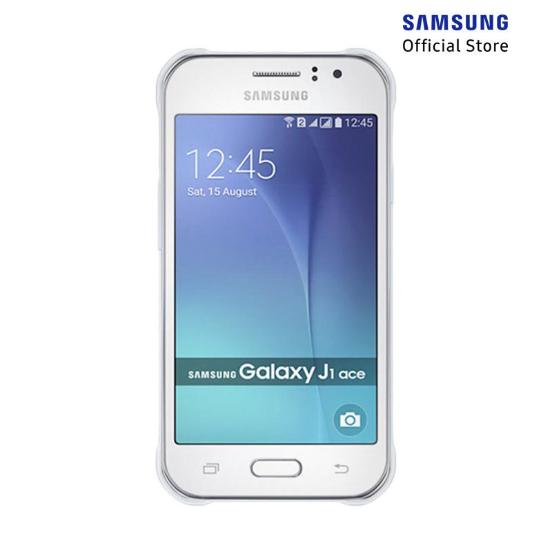 Samsung Galaxy J1 Ace Ve J111F Smartphone - White [8GB/ 1GB]