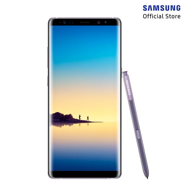 Samsung Galaxy Note 8 Smartphone - Orchid Gray [64 GB/6 GB]
