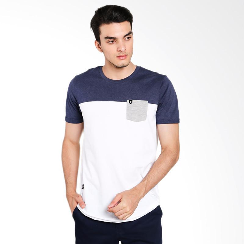 Famo 2612 Men Tshirt - Blue