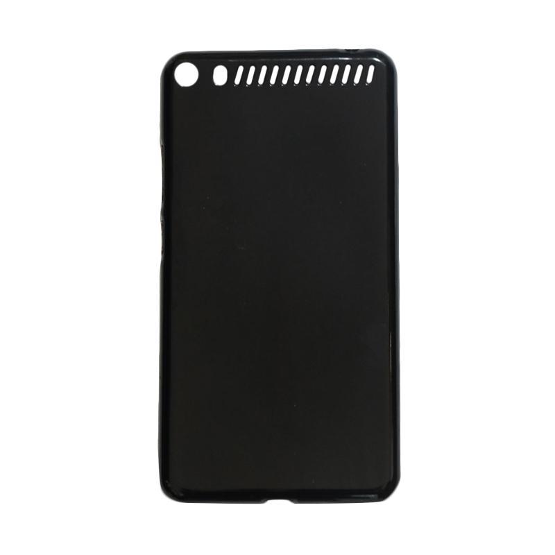 QCF Softcase Tablet Lenovo Phab Plus PB1-770M Silicone Casing for Lenovo Phab Plus PB1 770M - Hitam