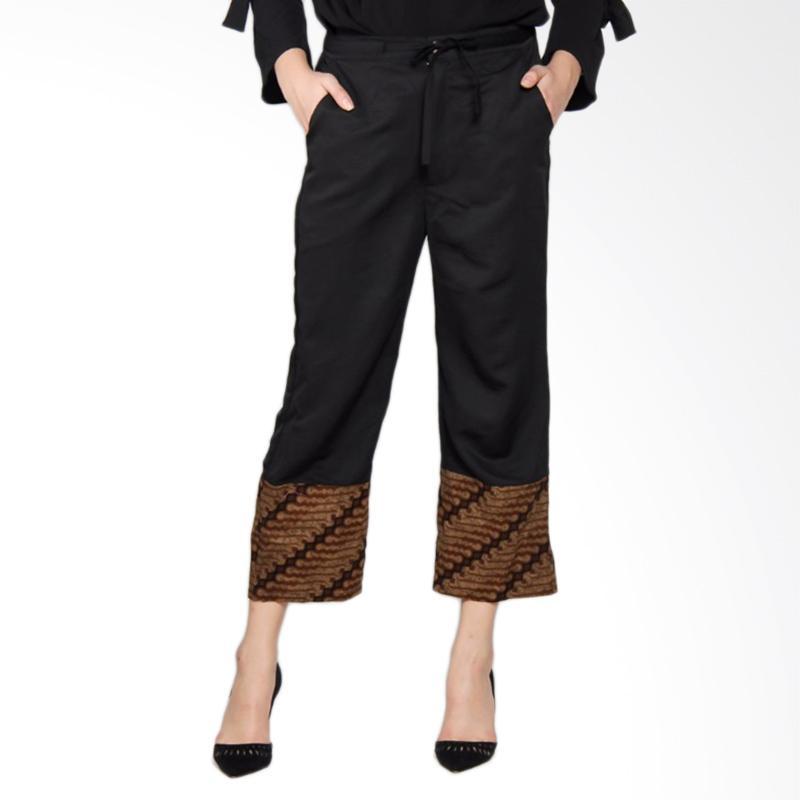 Rauza Rauza Parang Celana Wanita - Hitam