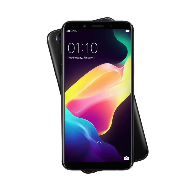 OPPO F5 Youth Smartphone - Black [32GB/3GB]
