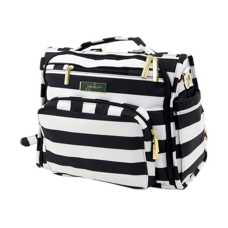 JUJUBE BFF Legacy The First Lady Diaper Bag - Black White