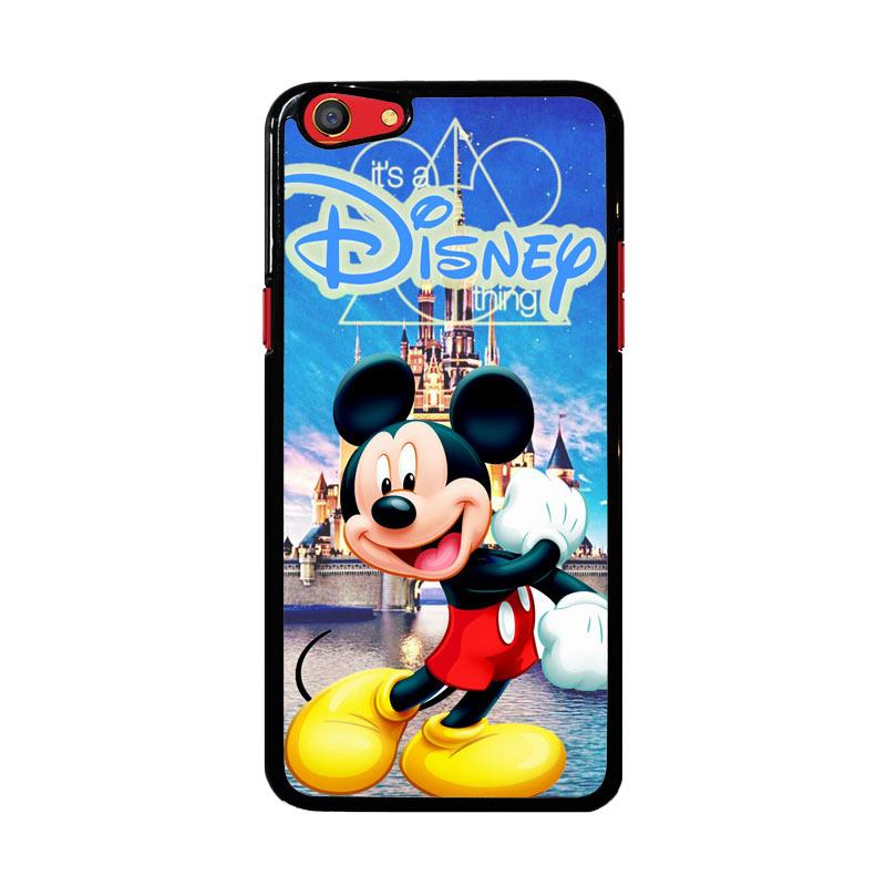 Flazzstore Mickey Mouse Disney Z0548 Custom Casing for Oppo F3
