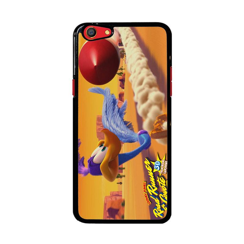 Flazzstore Road Runner 3D Looney Tunes Z0892 Custom Casing for Oppo F3