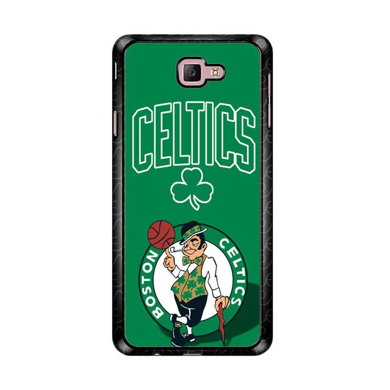 Flazzstore Boston Celtics Z3219 Custom Casing for Samsung Galaxy J7 Prime