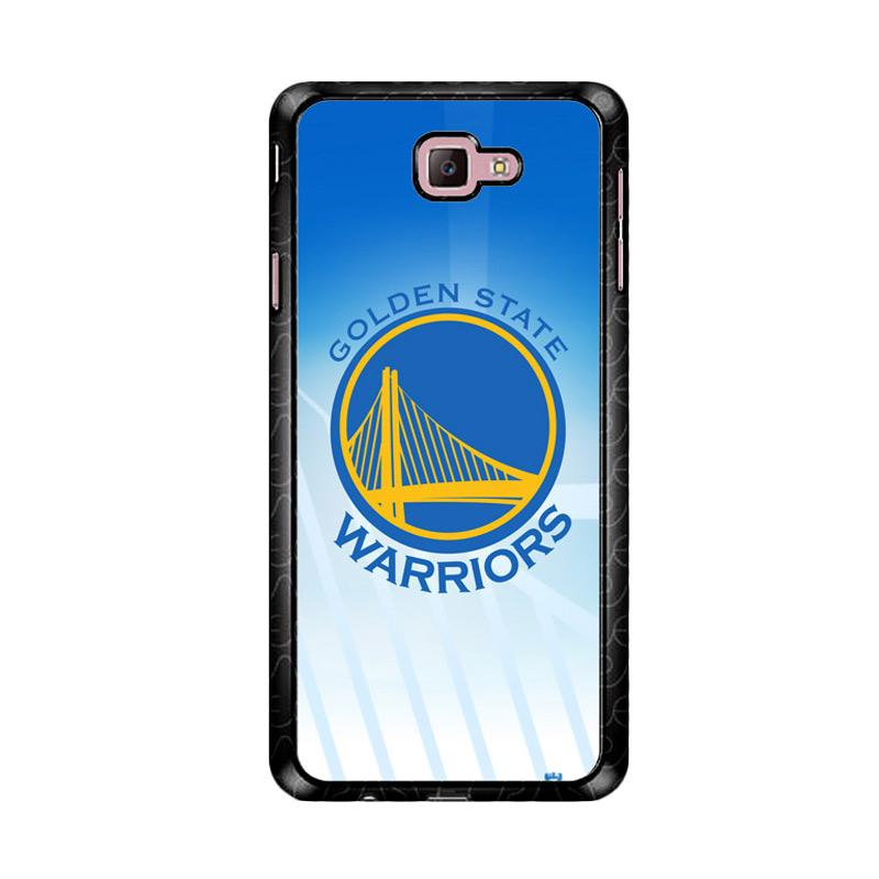 Flazzstore Golden State Warriors Z3282 Custom Casing for Samsung Galaxy J7 Prime