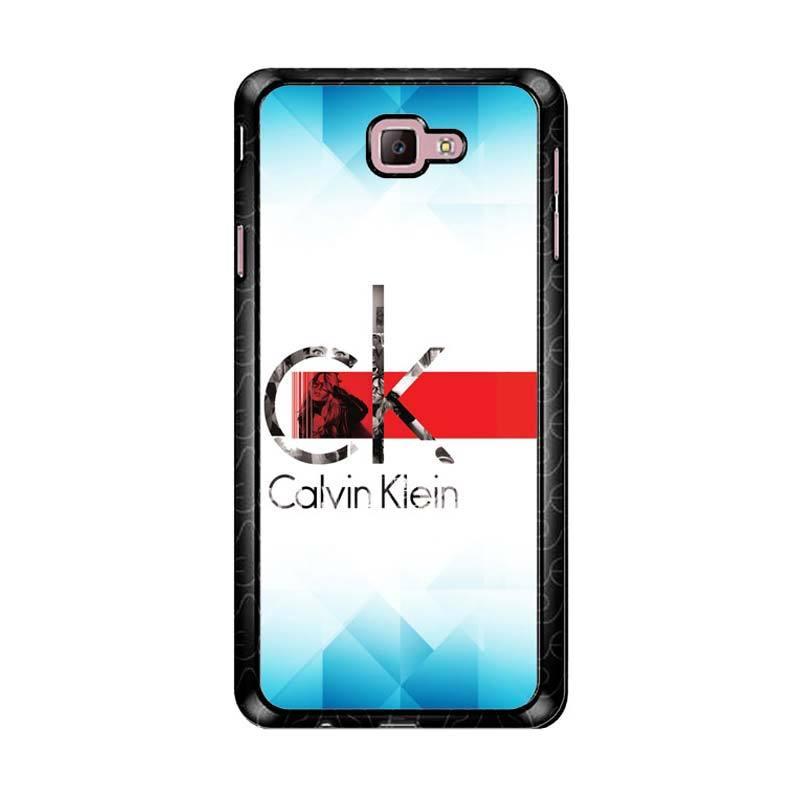 Flazzstore Calvin Klein Logo Art Z3928 Custom Casing for Samsung Galaxy J7 Prime