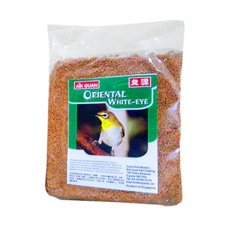 harga AIK GUAN Pakan Oriental White Eye Makanan Burung Pleci Blibli.com