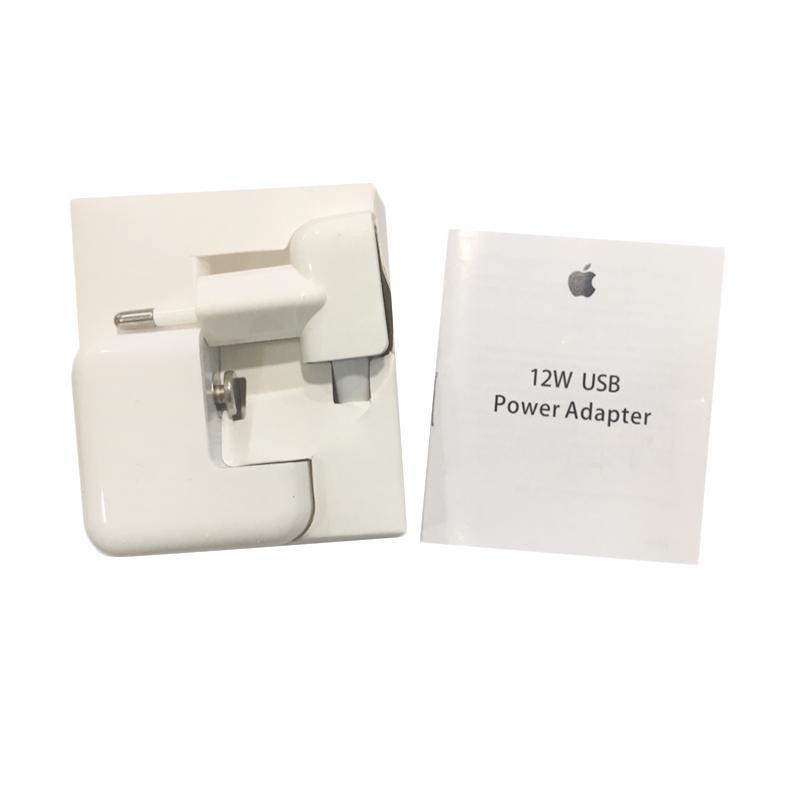 Apple Adaptor Charger for iPad [Original/ 12 W]