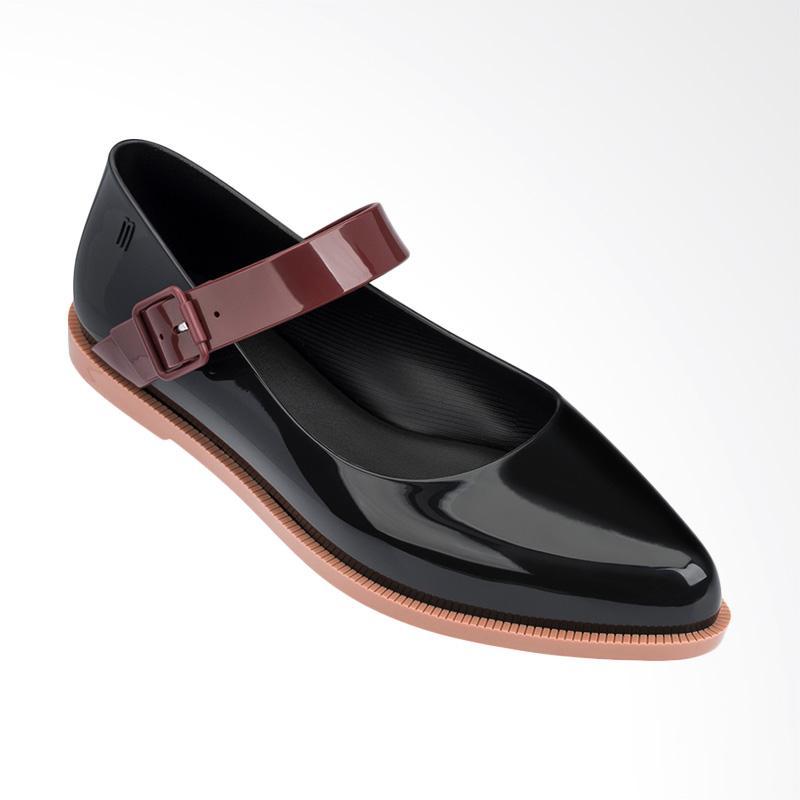 Melissa Ad 32333 Mary Jane Sepatu Wanita Black