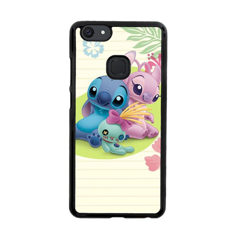 Flazzstore Stitch Disney O0413 Custom Casing for Vivo V7