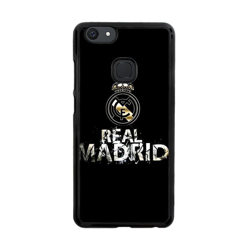 Flazzstore Real Madrid Logo O1047 Custom Casing for Vivo V7