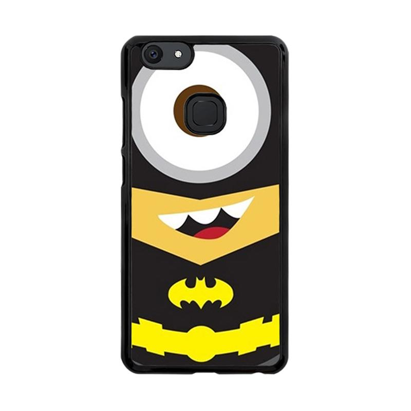 Flazzstore Despicable Me Batman Minion F0162 Custom Casing for Vivo V7