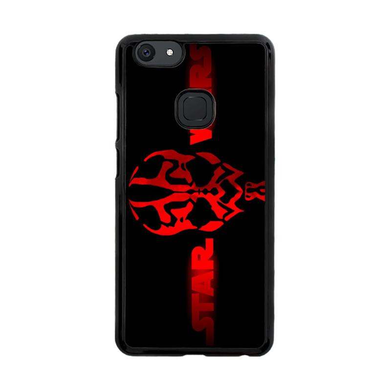 Flazzstore Star Wars Darth Maul Vector Z4207 Custom Casing for Vivo V7