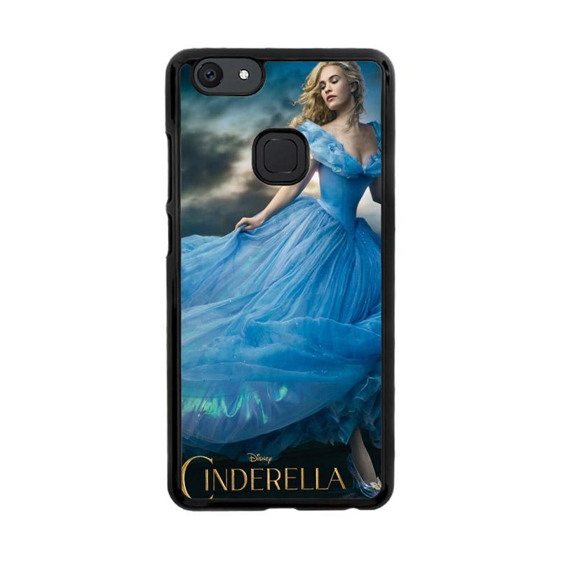 Flazzstore Cinderella 2015 Z0127 Custom Casing for Vivo V7