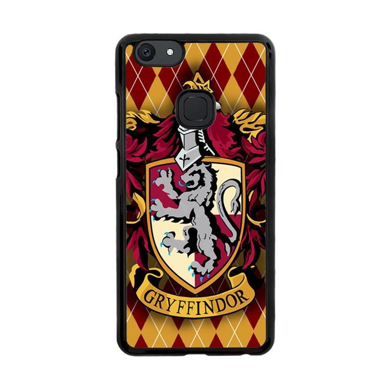 Flazzstore Harry Potter Quotes Gryffindor Z0193 Custom Casing for Vivo V7