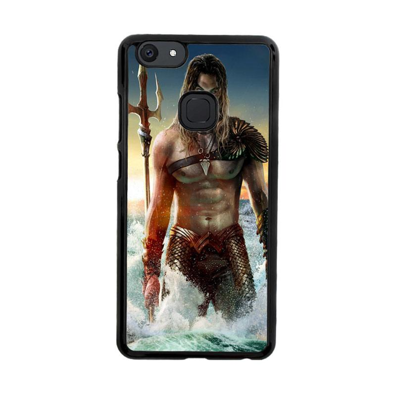 Flazzstore Jason Momoa As Aquaman Z0582 Custom Casing for Vivo V7
