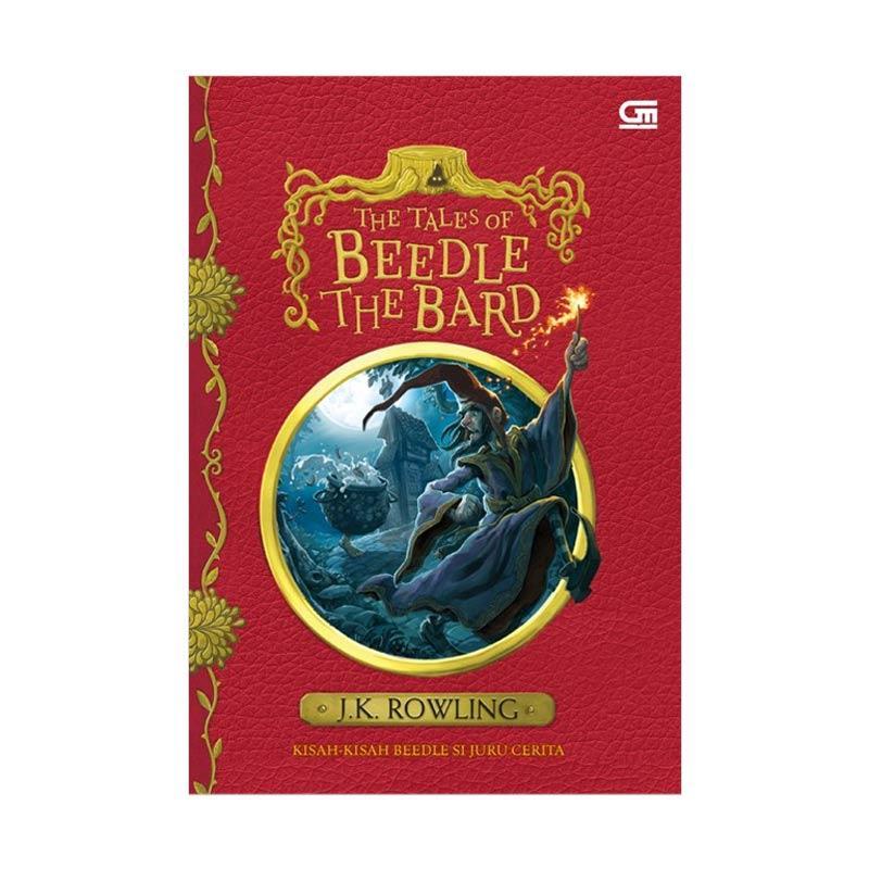 harga Gramedia Kisah-Kisah Beedle Si Juru Cerita : The Tales Of Beedle The Bard Buku Blibli.com