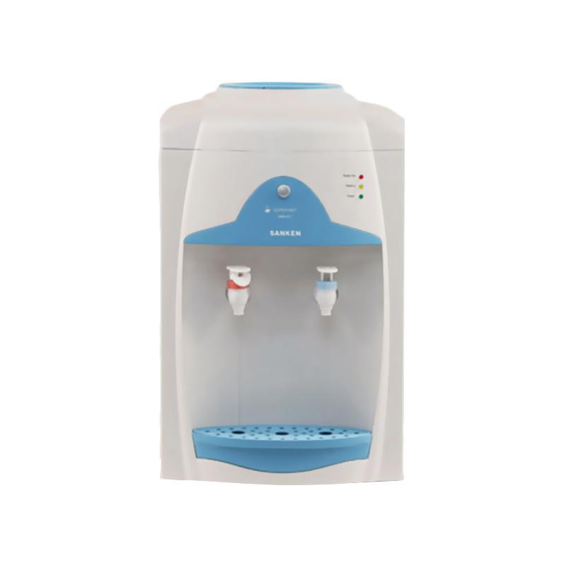 Sanken HWN-671W Dispenser Air Portable - Putih Biru