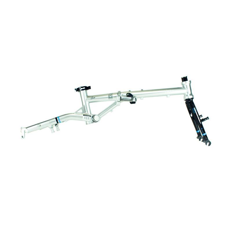 harga Delta Cycles FGC2018 Fnhon Gust Chromoly Frame Sepeda [16 Inch] Blibli.com