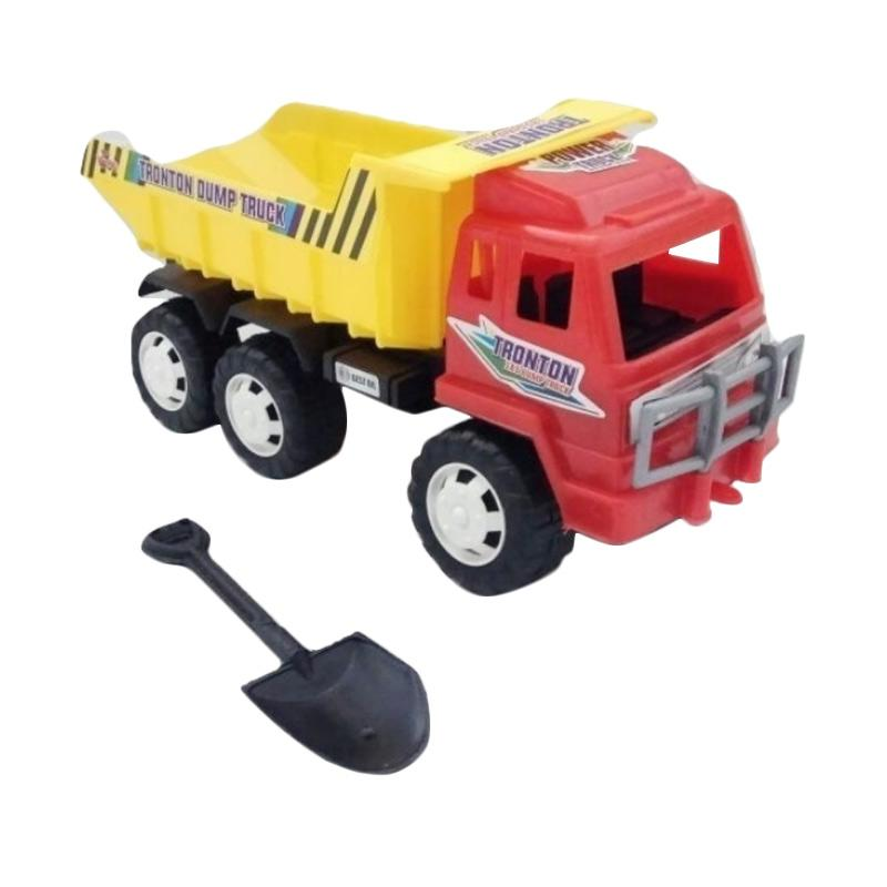 harga MGL Toys TDT 185 Tronton Dump Truck Mainan Anak - Multicolor Blibli.com