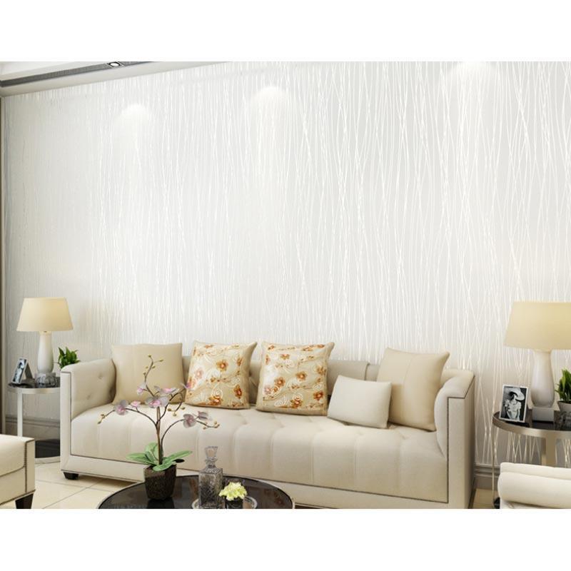 harga Akana's Fashion Modern Stripe Wallpaper 3D [53 cm x 10 m/ Non Glue] Blibli.com