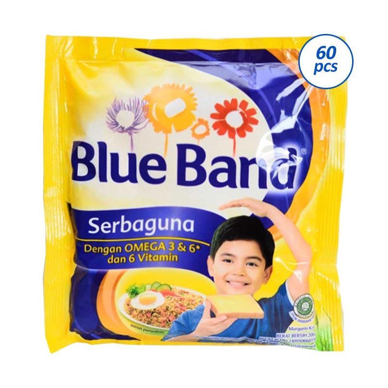 Blue Band Serbaguna Sachet [200 g/ 60 pcs] 21035622