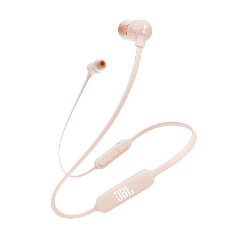 683237dc16b Jual JBL T110BT Wireless In-Ear Headset - Pink Online - Harga ...