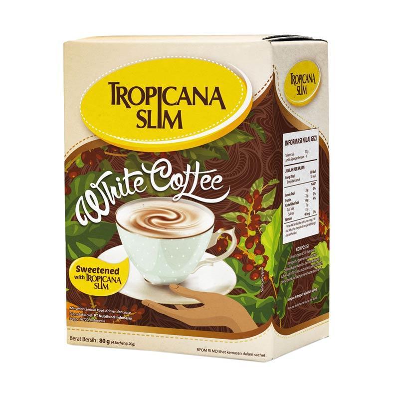 Tropicana Slim White Coffee