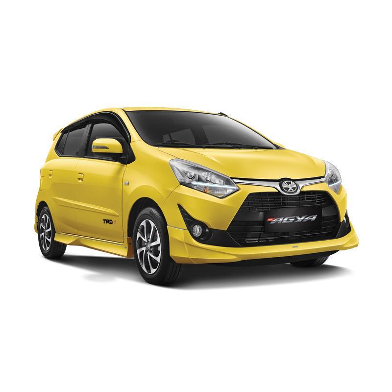 Toyota New Agya 1 2 G TRD Mobil