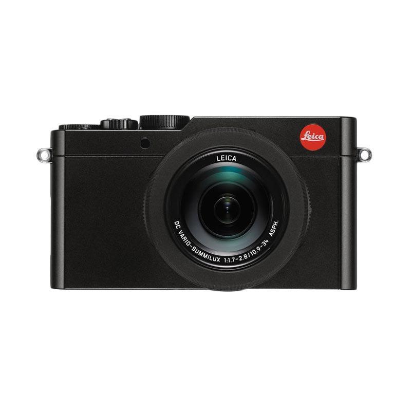 Leica D-LUX Digital Camera - Black FREE Memory 32 GB