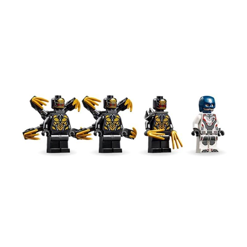 Lego 76123 3 x Outriders Minifigures Set Of 3 Avengers Endgame 76123