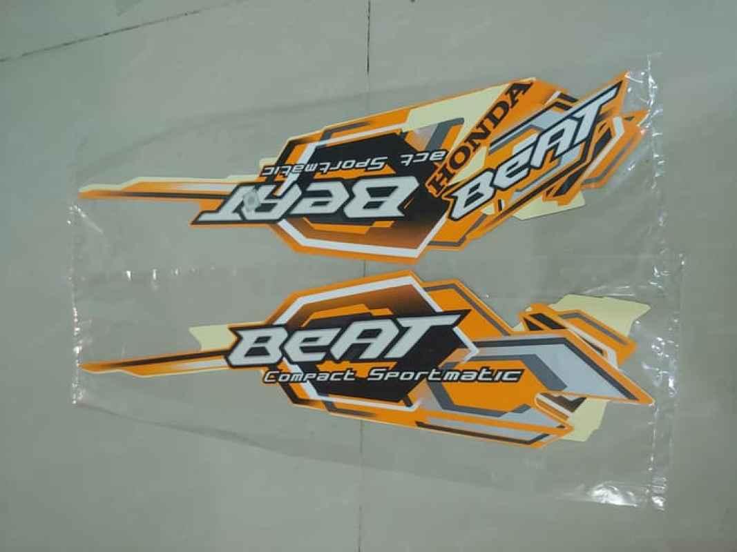 Jual Best Seller Stiker List Body Striping Motor For Honda Beat 2007 Online Februari 2021 Blibli