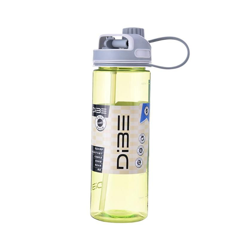 Pocket Small Kettle Plastic Sports Bottle Creative Outdoor Sports Running FY