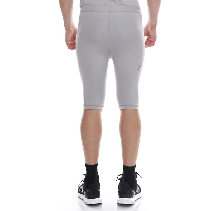 Jual Tiento Baselayer Compression Celana Legging Olahraga Pria Grey Gold Original Online Oktober 2020 Blibli Com