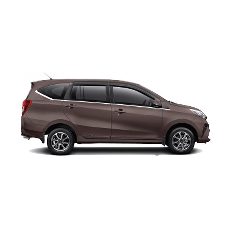 Daihatsu New Sigra Tipe X Deluxe