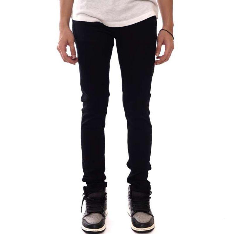 Superego Jeans Denim Celana Pria - Black [12OZ]