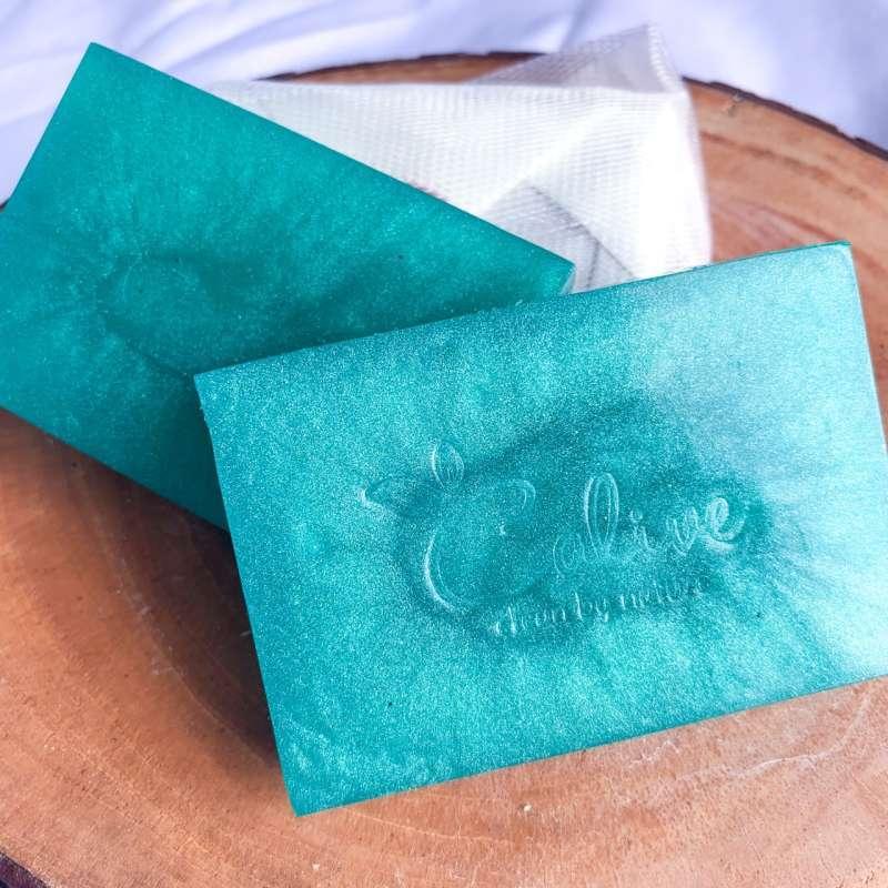Calive Wangi Peppermint Sabun Mandi