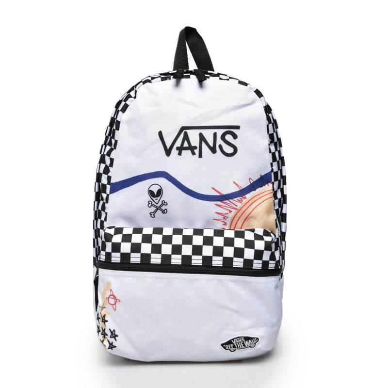 Vans WM Calico Galatic Goddess Backpack Pria VN00021TS1A