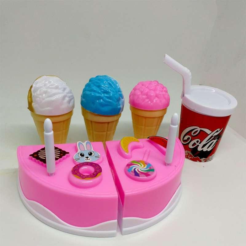Jual Mainan Anak Ice Cream Burger Hotdog Kue Mainan Makanan Anak Mainan Masak Masak Mainan Anak Perempuan Mainan Edukasi Online November 2020 Blibli Com