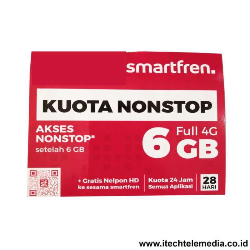 smartfren perdana smartfren nonstop kuota 6gb full 24 jam full01 mleyfgs8
