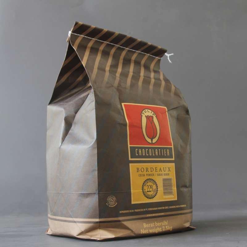 Jual Tulip Bordeaux Cocoa Cokelat Bubuk [2.5 Kg] Terbaru Oktober 2021 harga  murah - kualitas terjamin   Blibli